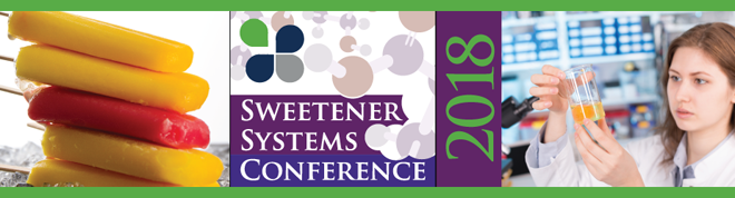 2018 Sweetener Systems Conference Header